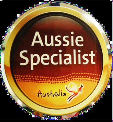 Aussie Specialist - Especialistas en Australia, Certificado Oficial otorgado por Turismo Australia
