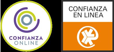 Confianza Online - Sello de Calidad otorgado por la Entidad Oficial COL como empresa adherida
