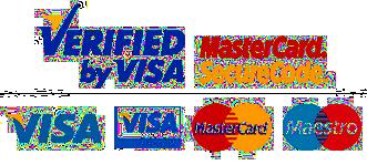 Visa - Plataforma de pago seguro con tarjeta via TPV virtual certificado por Visa