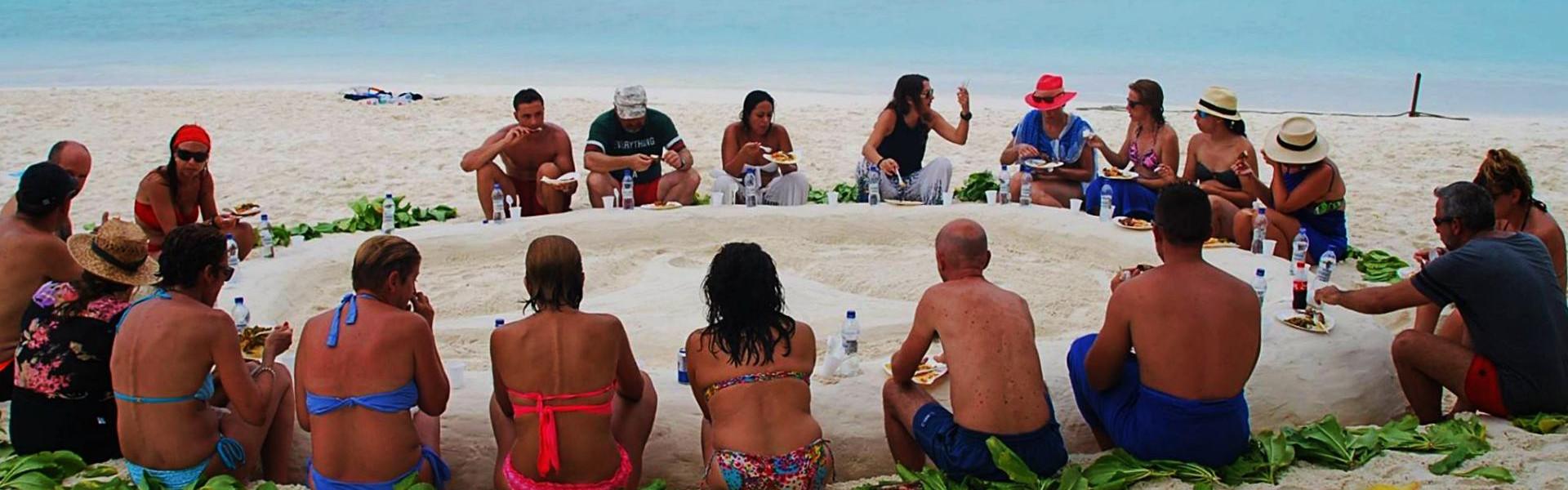 Maldivas viajar solo