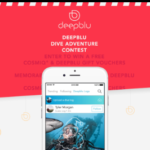 Deepblu launching contest