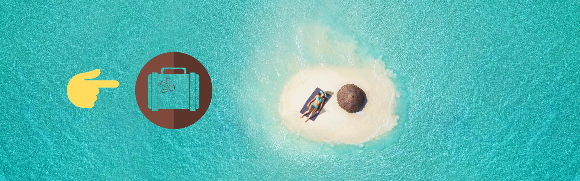 Isla maldiva