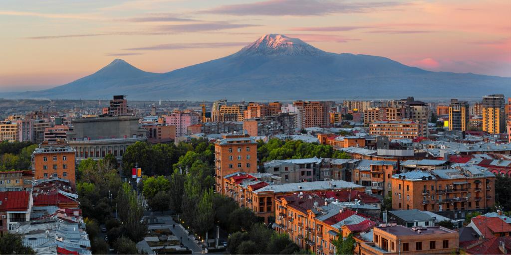Erevan capital de Armenia