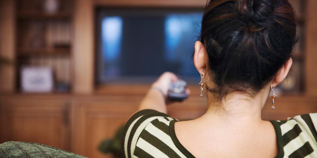 cosas que hacer en casa ver la television